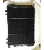 Радиатор охлаждения Газель Бизнес 4216 3-х рядный медный Оренбург