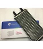 Радиатор отопителя (печка) Газель Бизнес (дв. УМЗ 4216, Cummins 2,8) алюминиевый LUZAR