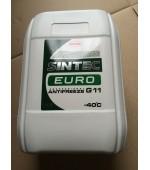 Антифриз зеленый SINTEC EURO 10л