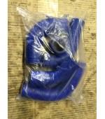 Патрубки охлаждения (радиатора) Газель, Соболь 406 дв. (5 шт.) силикон комплект