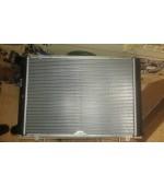 Радиатор охлаждения Газель Бизнес 4216 2-х рядный алюминиевый ТРМ завод