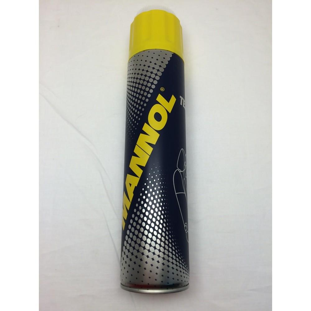Mannol пенный пятновыводитель для обивки салона автомобиля. фото